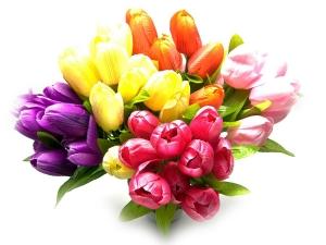 Тюльпаны - весенний подарок
