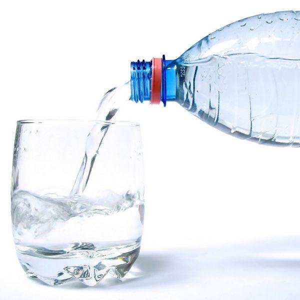 Минеральные соли в питьевой воде
