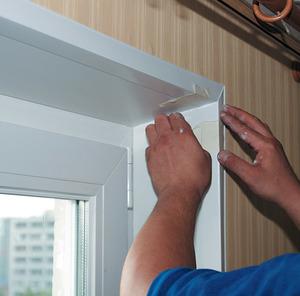 Как оформить откосы окон панелями из ПВХ?