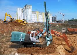 Этапы строительства многоэтажных домов — инженерные изыскания, проектирование, строительство