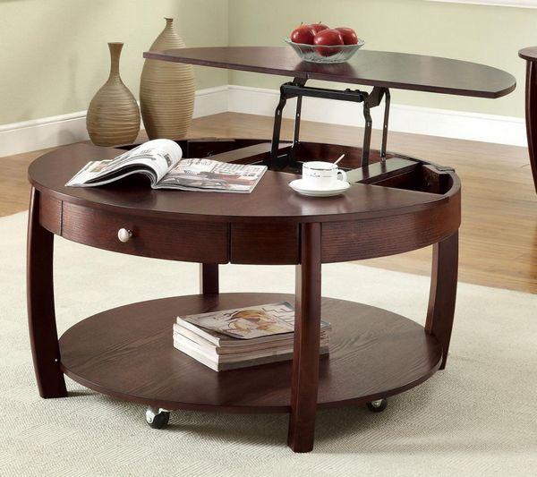 Кофейный столик, который изменит гостиную