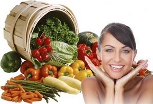 Для чего отбеливают овощи