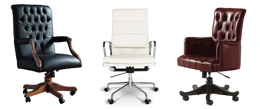 Офисная мебель: как выбрать кресло в кабинет руководителя