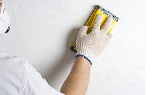 Шпаклевание стен — основной этап обработки поверхности перед поклейкой