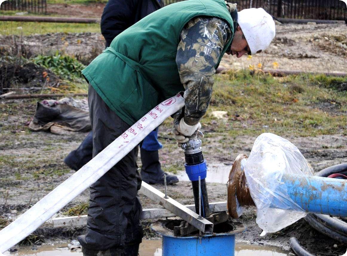 Важность очистки скважин
