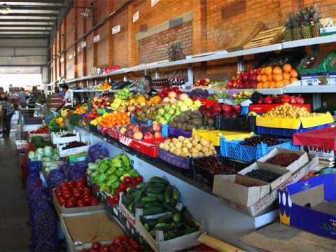 Всегда все самое свежее только на Фермерском рынке!