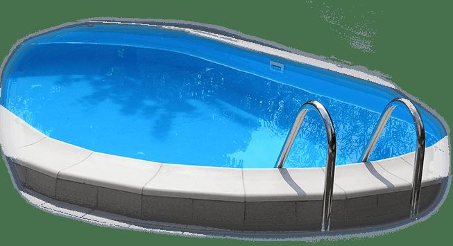 Достоинства композитных бассейнов