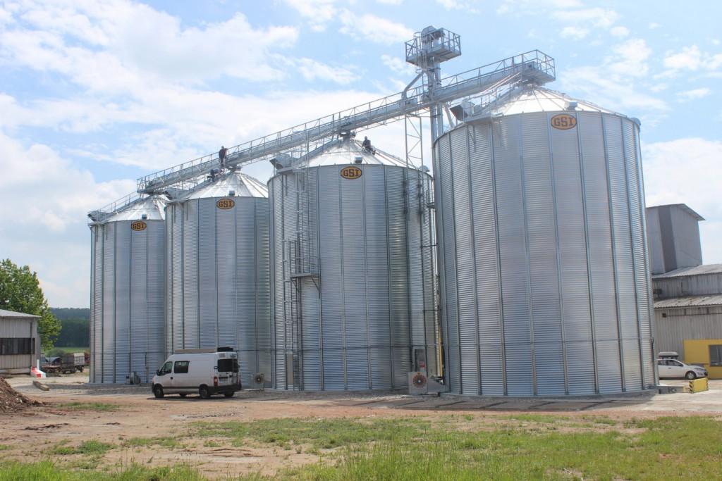 Проектирование зернохранилищ – востребованная услуга