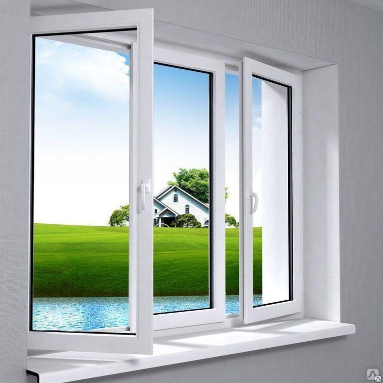 Окна от компании Kaleva