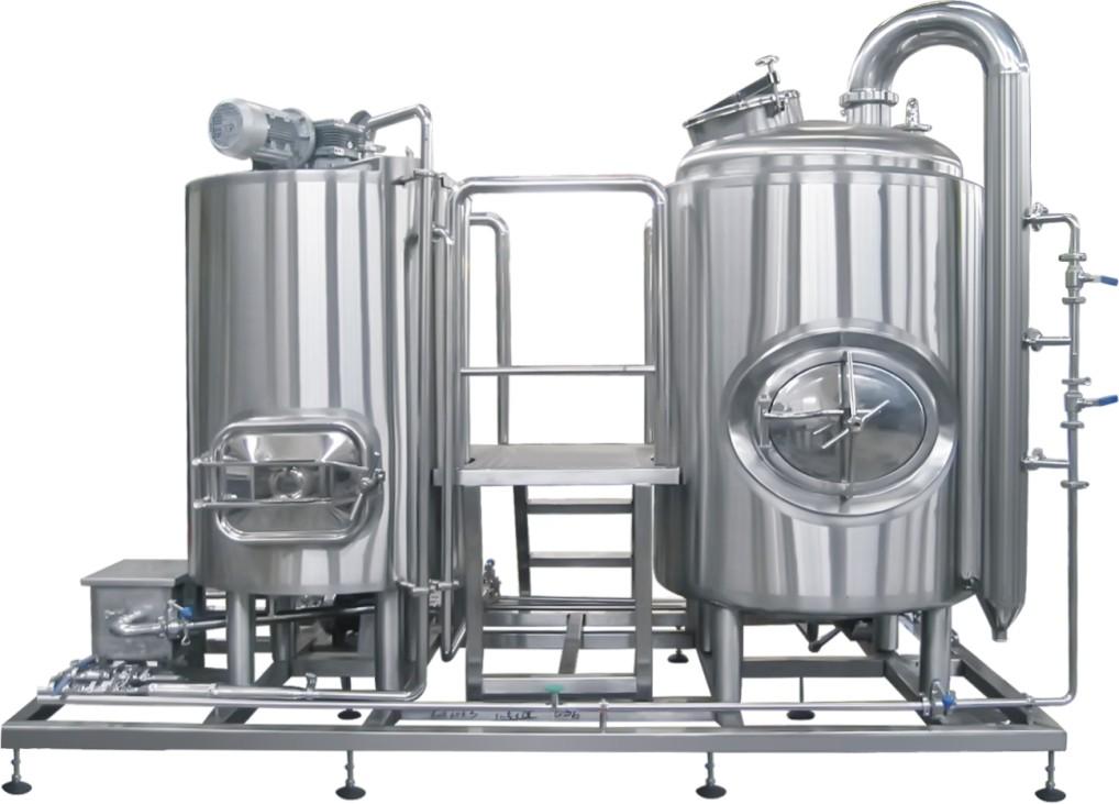 Современное оборудование для пивоварни