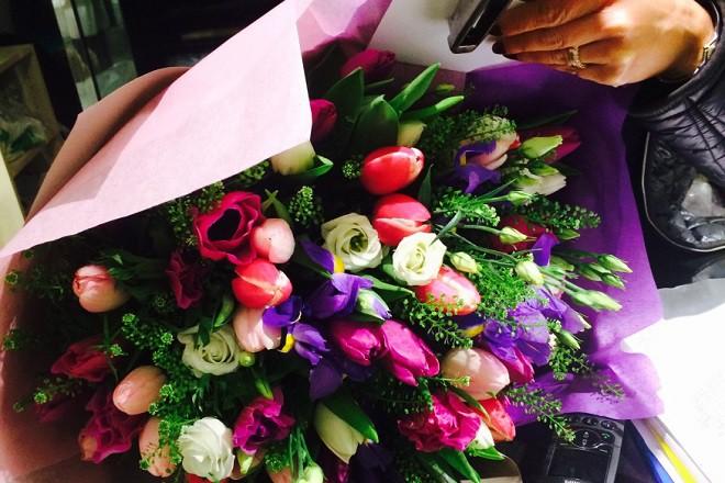 Цветы с доставкой — лучший способ выразить чувства