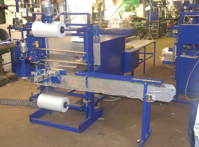 Популярность термоупаковочного оборудования: УПАК Потенциал